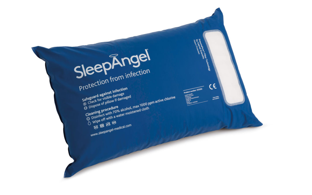 SleepAngel Shares Good News at Arab Health