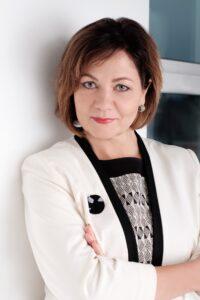 Aile Pilberg, SleepAngel Medical representative in Estonia
