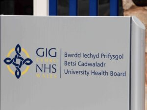 Betsi Cadwaladr University Health Board in Wales