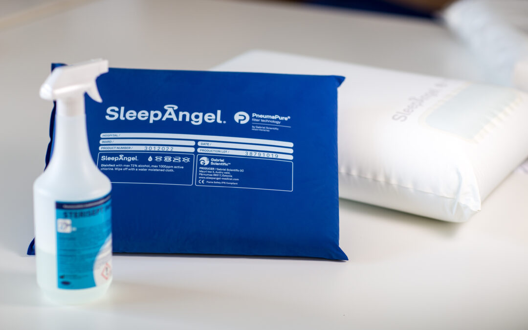 Worldclass medical innovation could keep bedding industry working during crisis