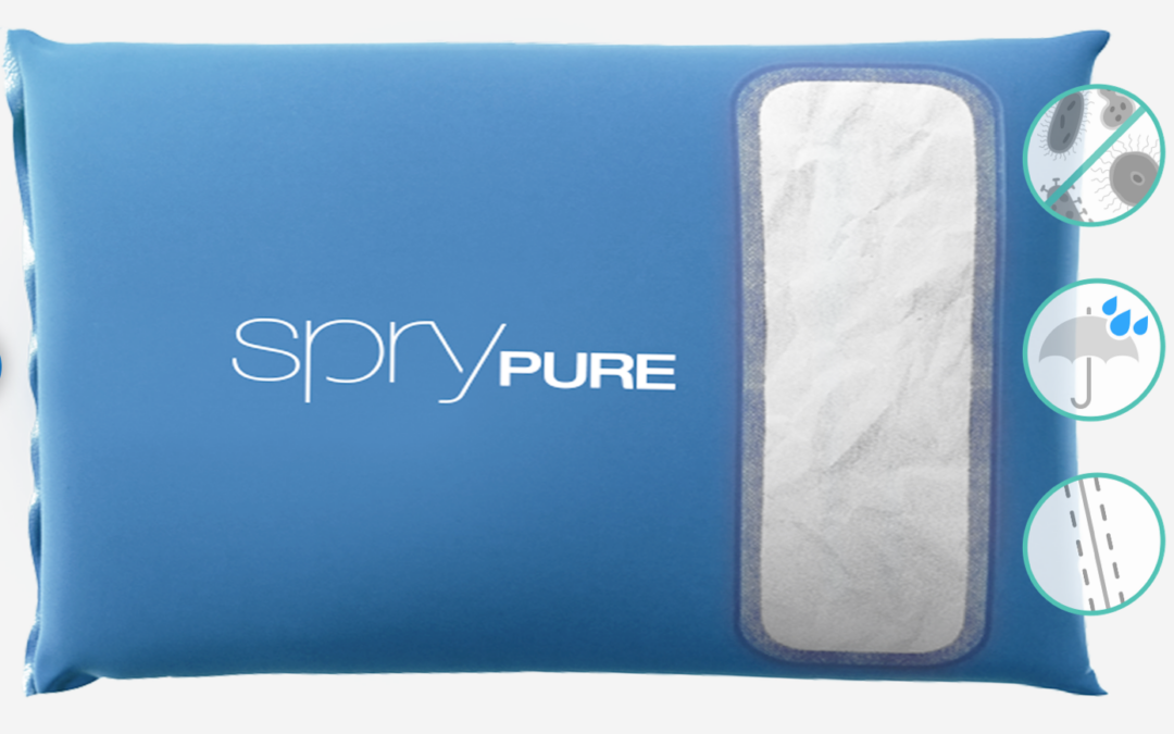 SleepAngel partner Spry Therapeutics launches 2020 Pure campaign
