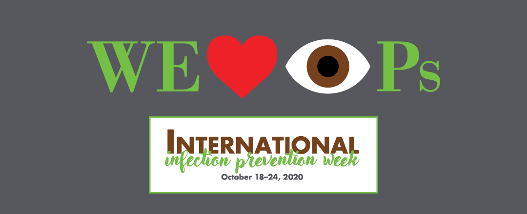 International Infection Prevention Week 2020