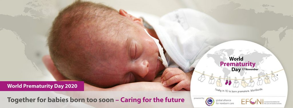 World Prematurity Day: Together for babies born too soon – Caring for the future