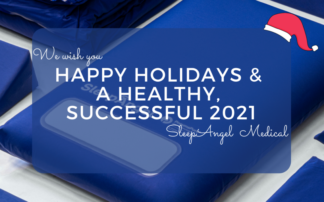 Happy Holidays from SleepAngel Medical family