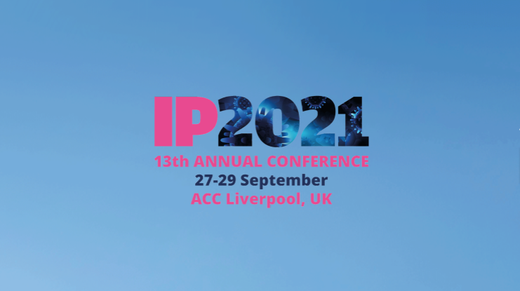 Meet us at Infection Prevention 2021 Conference – 27-29.9, Liverpool