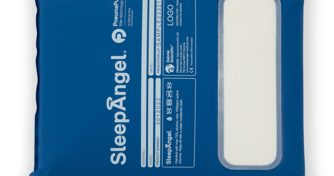 SleepAngel Medical pillow