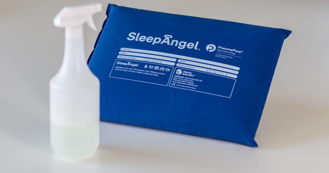 sleepangel-taust